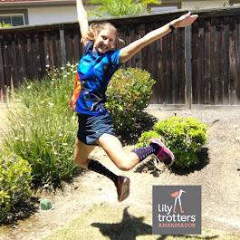 I'm a Lily Trotters Ambassador!