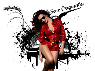Severina Vuckovic Beautiful Wallpaper