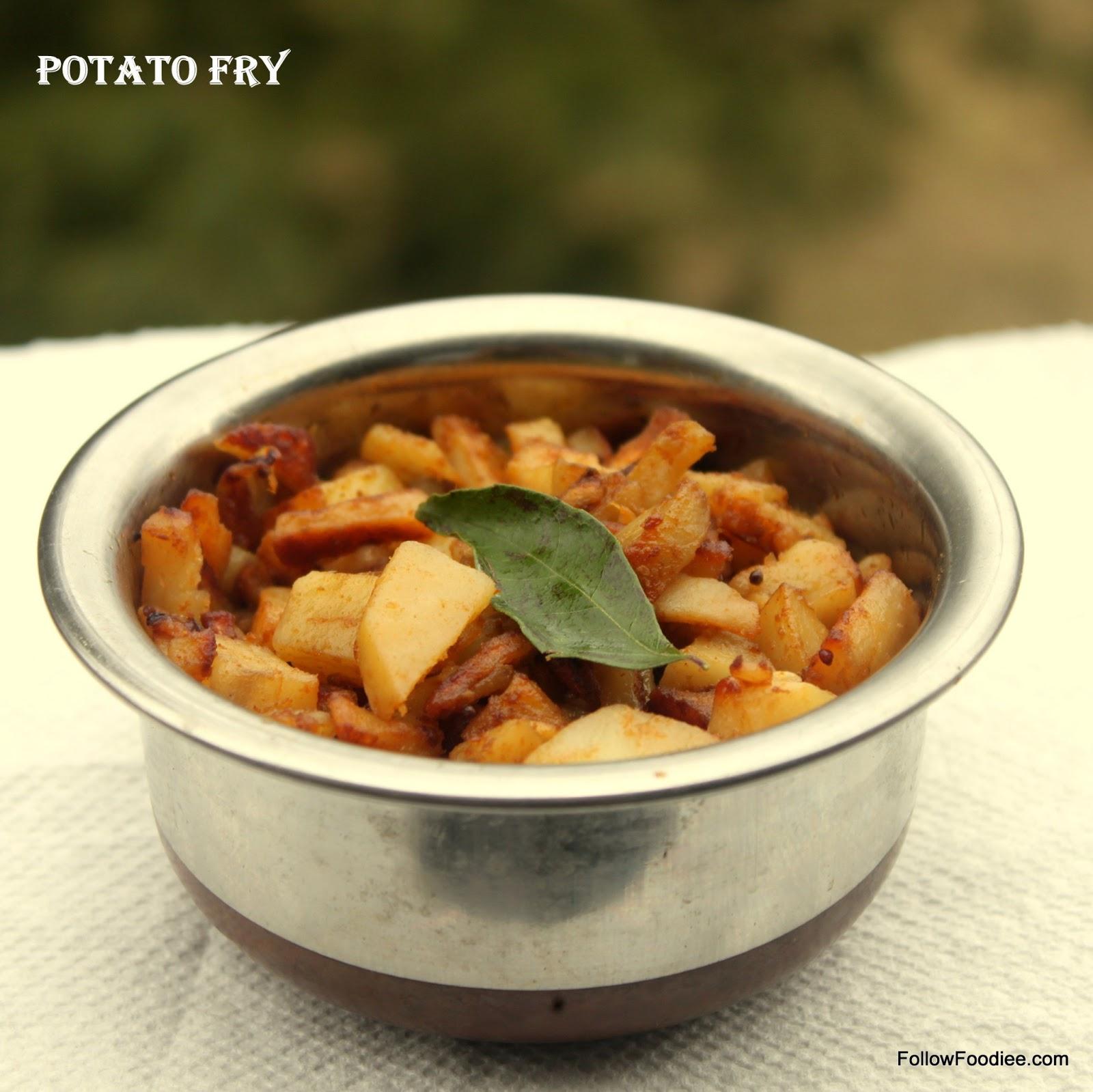 Easy Potato Podimas Recipe