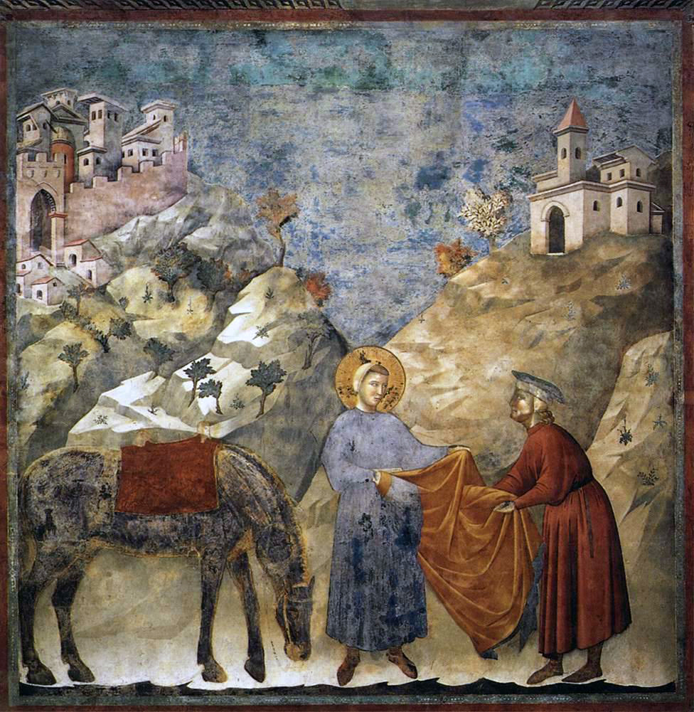 Bettie van Haaster   GiottoGiotto Di Bondone Frescoes