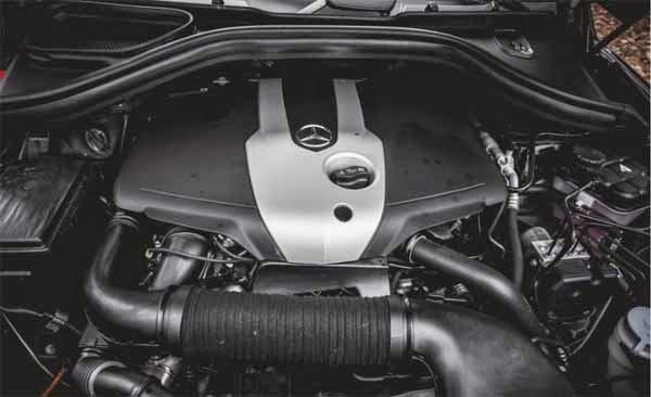 2015 Mercedes-Benz ML 250 Bluetec 4Matic