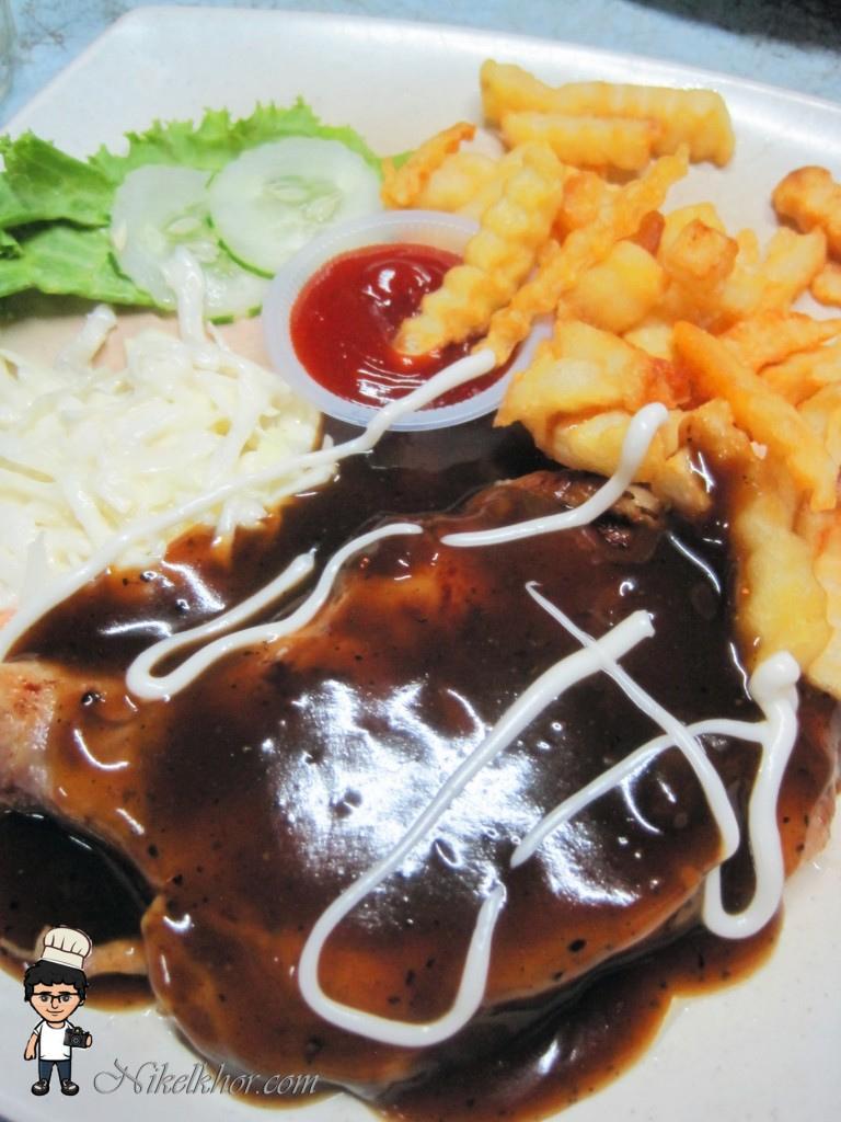 Rm5 Chicken Chop Hutan Bandar Hutan Bandar Johor Bharu