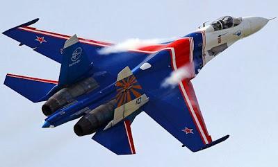 Su-27 Rusia