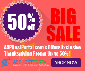 Top and Reliable ASP.NET Hosting Recommendation – Exclusive Thanksgiving Special Deals