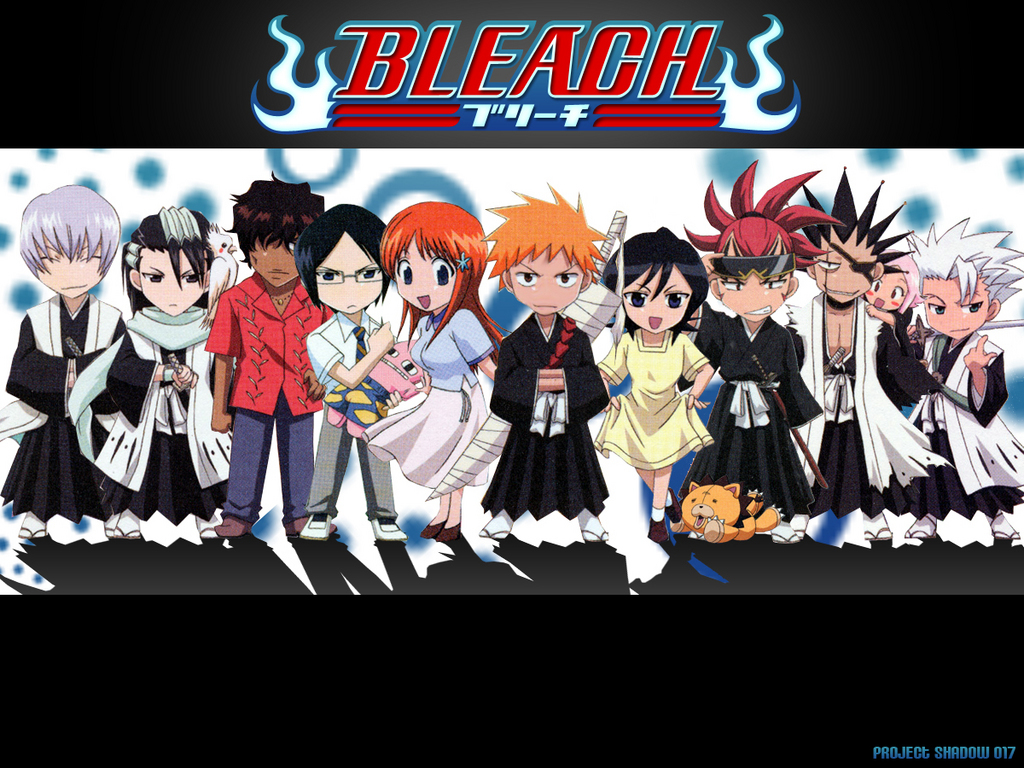 Remember That I Mentioned About The 10 Top Elite Opponents Well Viewers Can Now Experience Times Excitement In This Amazing Bleach Anime