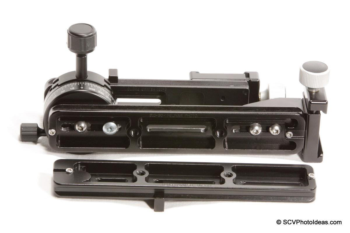 Vertical rail + Nodal rail assembly + backed G13-80 rail part2