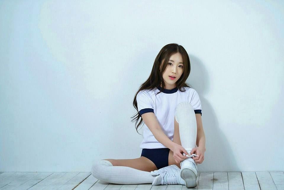 Sang Mi Eom Sexy Cutie