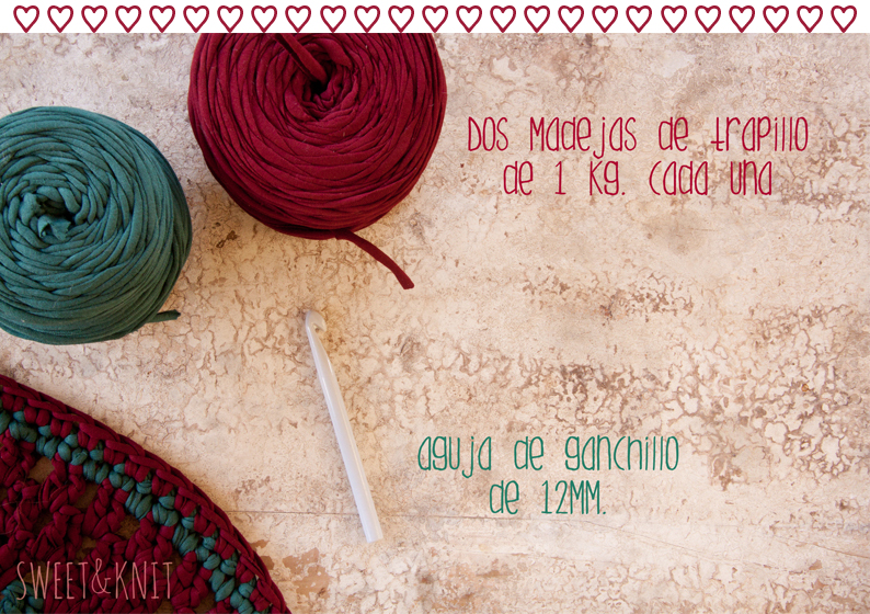 Susimiu tutorial alfombra de ganchillo xxl for Diferentes tipos de alfombras