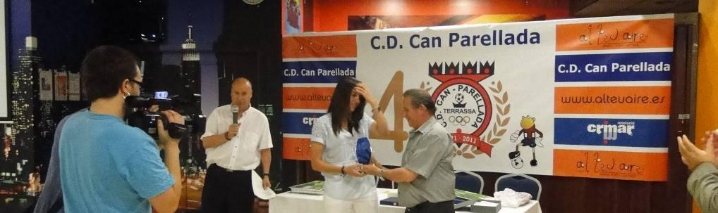 40 NIVERSARIO DEL C.D.CAN PARELLADA
