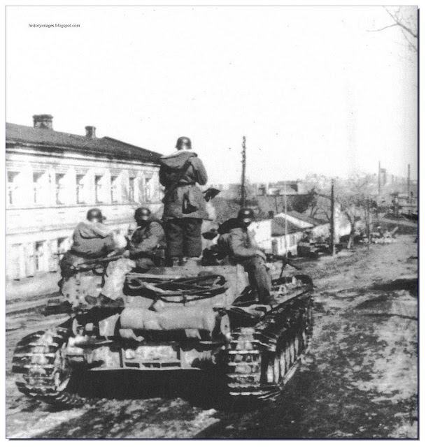 Totenkopf soldiers Kharkov
