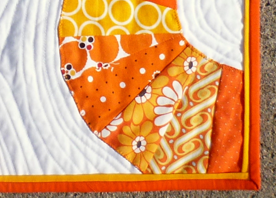 Sewn By Leila Gardunia Flanges A Tutorial For Making A Flanged Binding