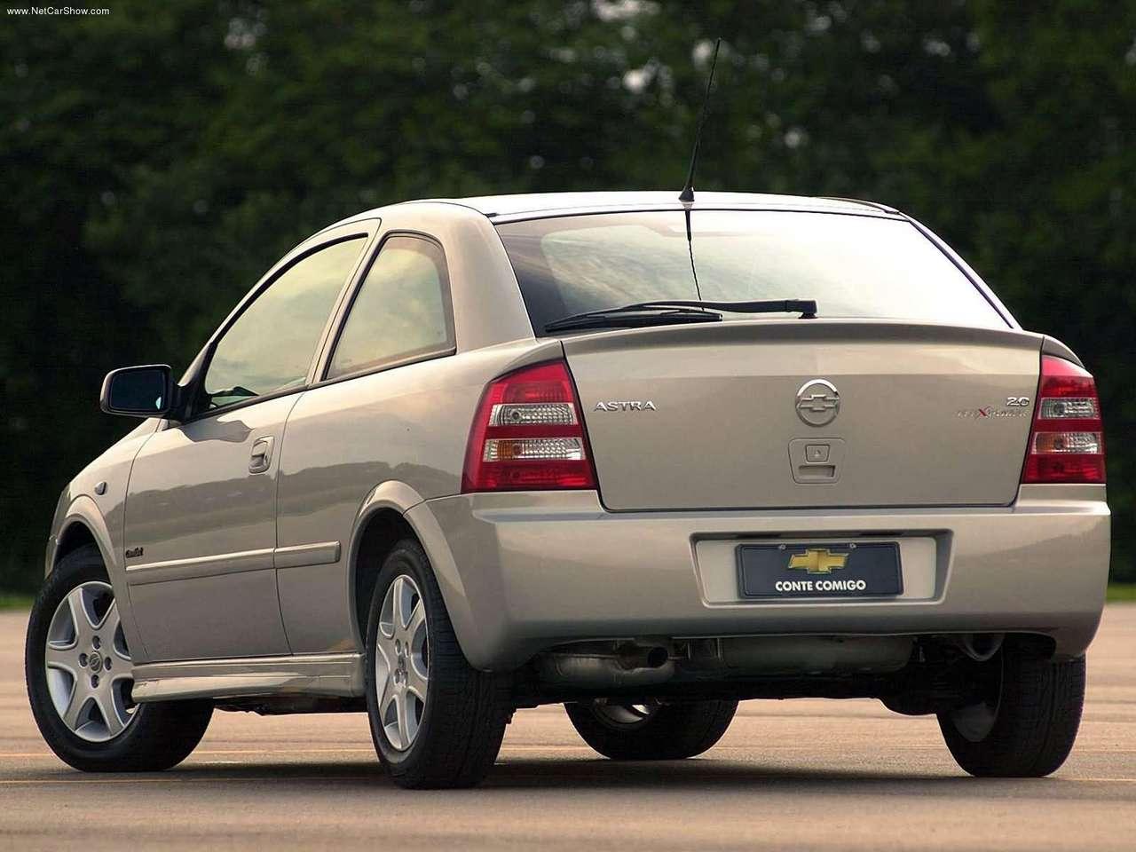 Chevrolet Astra Flexpower Comfort X Wallpaper