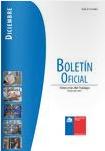 Boletin Oficial Chile diciembre 2011