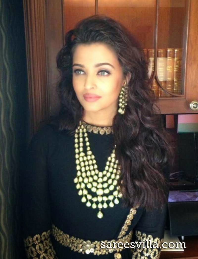 Aishwarya Rai Weave Hairstyle
