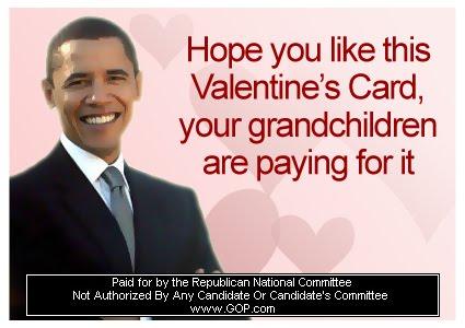 Freedom Eden Gop Valentine S Day Cards 2011