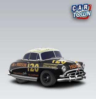 Hudson Hornet 1951 Dick Rathman
