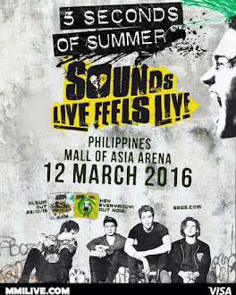 5 Seconds of Summer Live in Manila