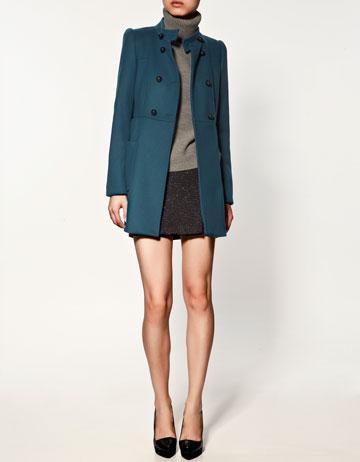 Myblogstyle moda collezione autunno inverno 2011 2012 for Zara nuova apertura