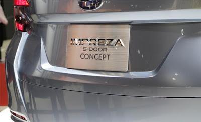 2016 Subaru Impreza Hatch Concept Tokyo