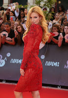 Bella Thorne stuns at MuchMusic Video Awards 2015