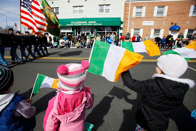 Union County St. Patricks Day Parade