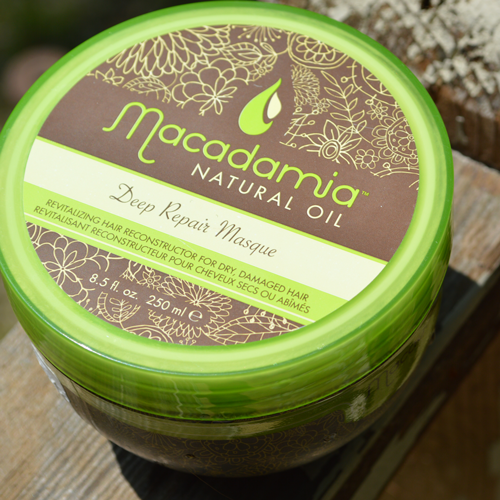 masque macadamia natural oil