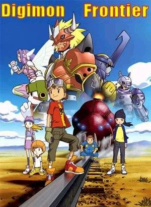 Digimon Adventure Ss4 | Digimon Frontier | Digimon Season Four - Thế Giới Digimon Ss4