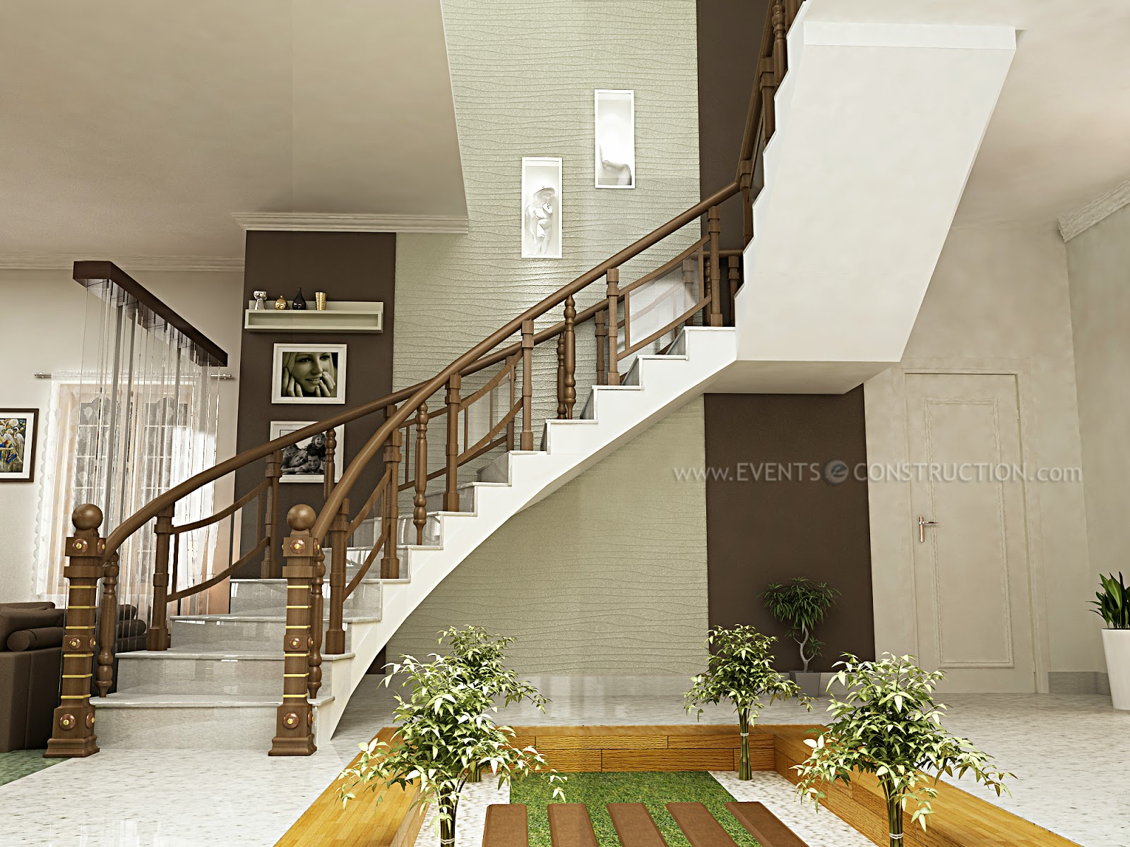 Beautiful Staircase Design Home
