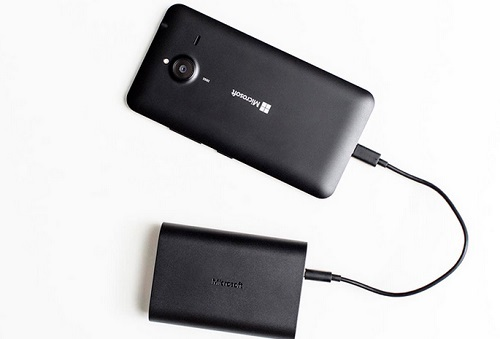 microsoft pertable dual charger
