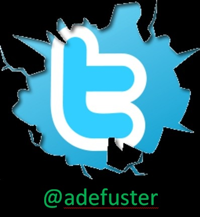 TWITTER @ADEFUSTER