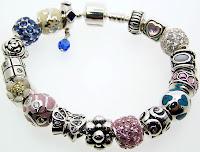 Pandora Bracelet And Charms1