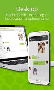 WeChat V5.4 Android APK Aplikasi Chatting Terbaik dan Terbaru 2014