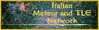 Italian Meteor TLE Network