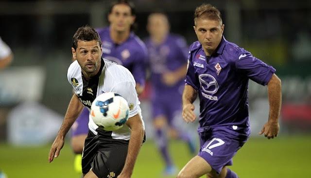 Fiorentina vs Parma en vivo