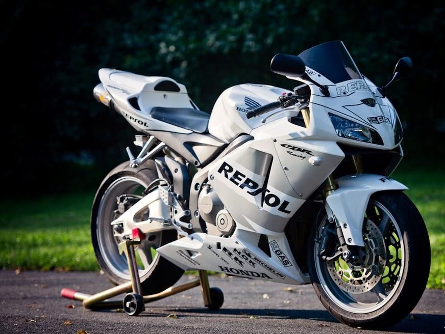 Honda CBR1000RR Repsol Used Bikes