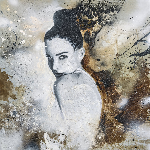 nuncalosabre. Pintura | Painting - ©Matteo Cattonar
