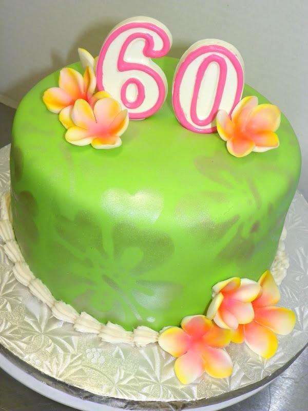 Plumeria Cake Studio Birthday