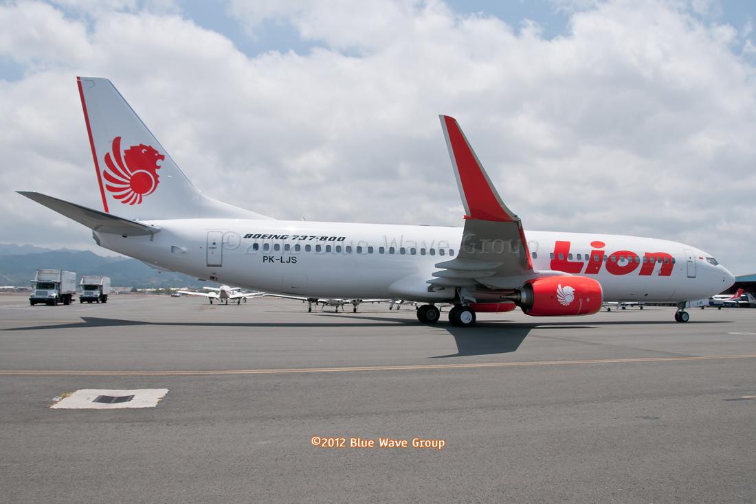 HNL RareBirds: Lion Air Announces Batik Air