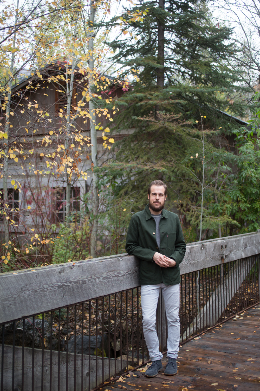 Sundance Resort- His and Her Fall Fashion