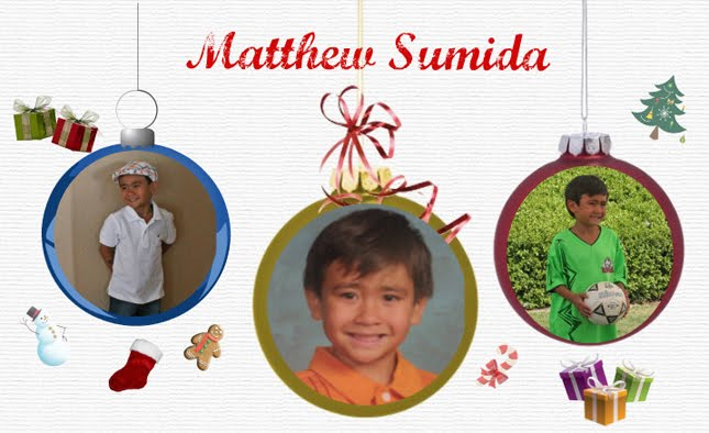Matthew Sumida