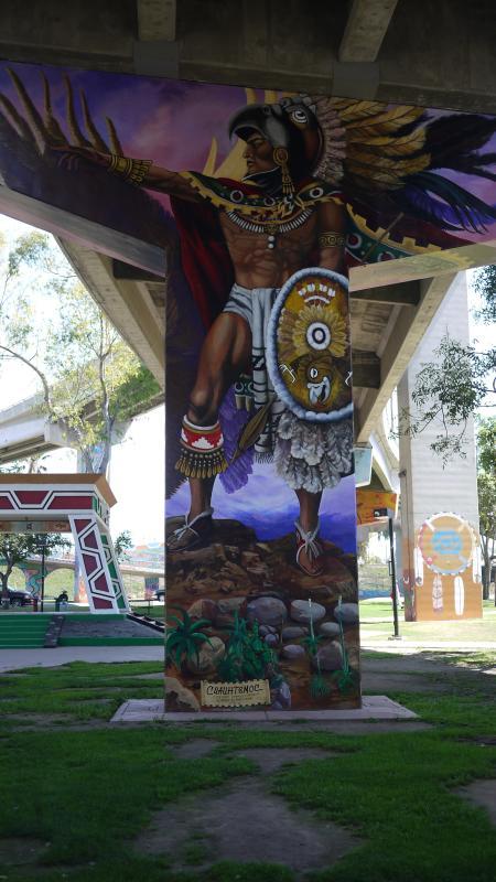 mural painting artists bill abrams - custom photo murals