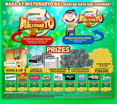 #KapusoMilyonaryo, KM7, KapusoMilyonaryo, Kapuso Milyonaryo 7, KapusoMilyonaryo7