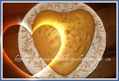 TORTA HEART BUTTER CAKE