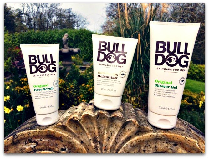 Bulldog Skincare for Men Review Fluff and Fripperies Irish Beauty Blog