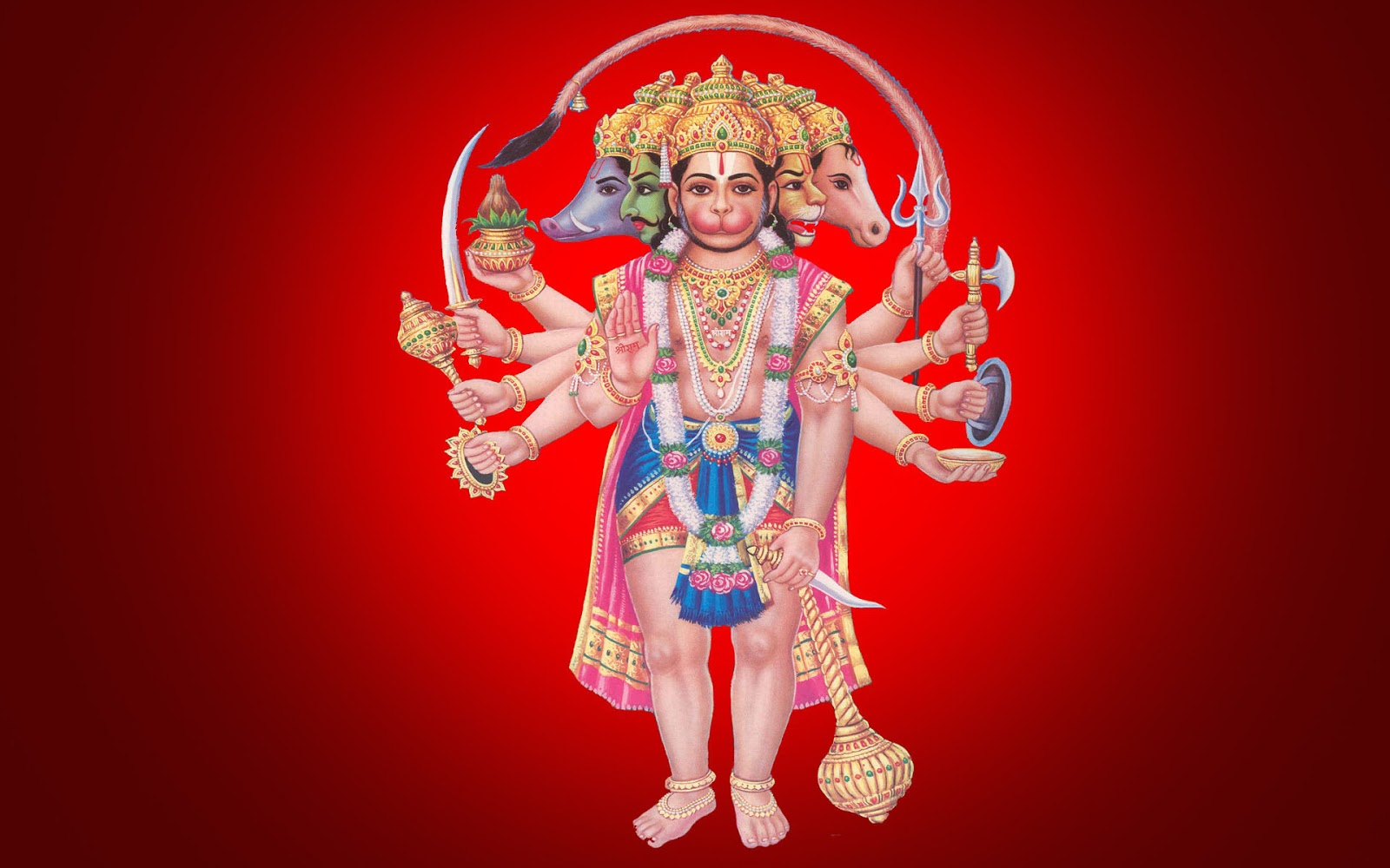 Jai Bajrangbali Pictures for free download