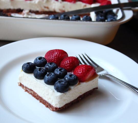 recipe: american flag cheesecake recipe [23]