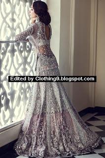 bridal wear pakistani gharara