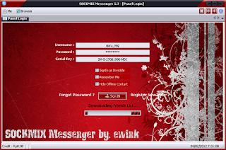 Sockmix Messenger 5.7