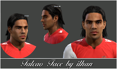 Falcao Face by ilhan