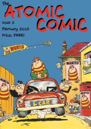 Atomic Comic Issue 2